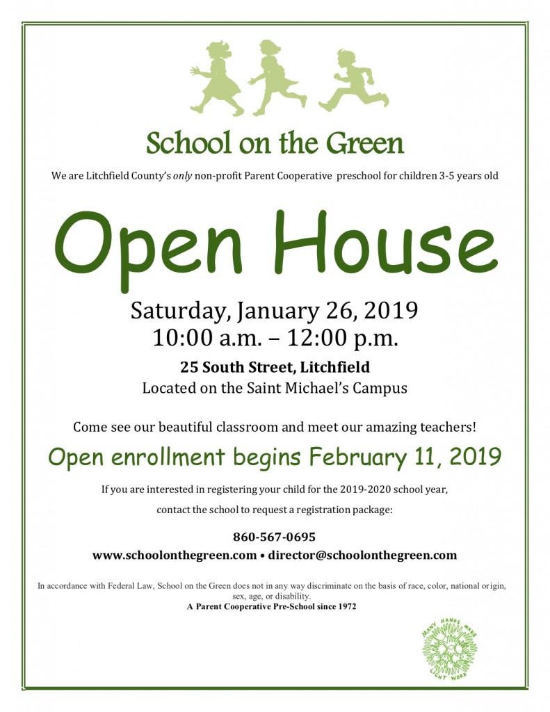 SOTG open house flyer 2019