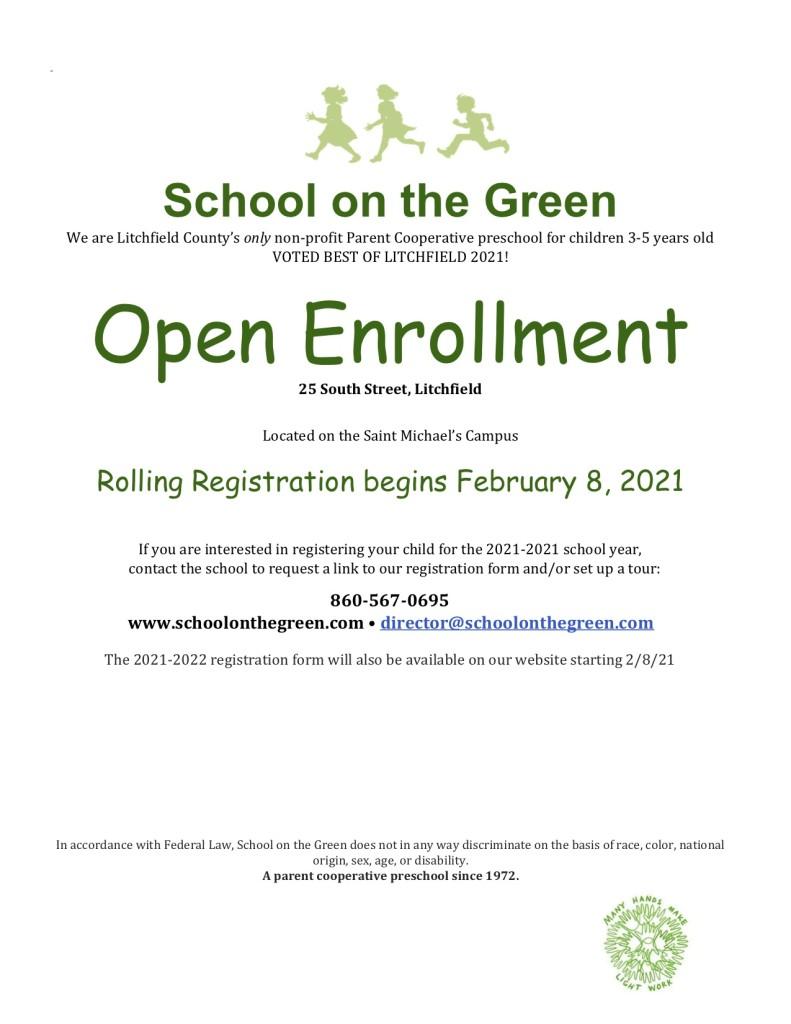 SOTG open enrollment flyer 2021-1